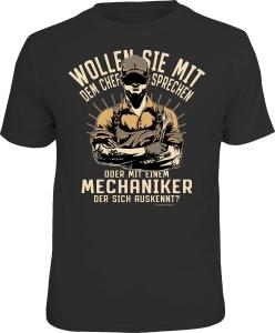 T-Shirt LEBEN NACH DEM TOD? FASS MEINE FRAU AN..... (Größe:: L (50/52))