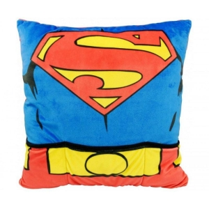 Kissen SUPERMAN Kuschelkissen 40 x 40 cm Superheld