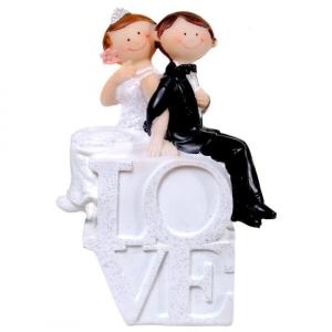 Spardose Hochzeit LOVE Brautpaar Geschenk heiraten