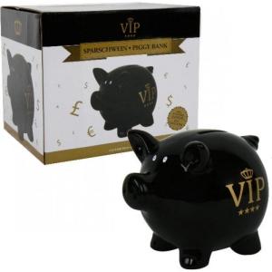 Sparschwein VIP Spardose Schwein Sparbüchse Geldgeschenk