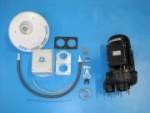 Fertigbausatz Gegenstromanlage Neptun Compact (Neptun Jet Compact: ABS950, 2,6 kW, 400 V, 50 m³/h)