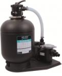 Cristal-Flo Sandfilteranlage mit FreeFlo-Pumpe (Cristal Flo: Einlegeteil 1 1/2Zoll für Pumpenverschraubung als Ersatzteil)