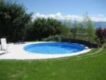 Rundbecken FUN als ALL-IN-Schwimmbeckenset, Höhe 120 cm / 150 cm (Rundbecken FUN als ALL-IN-Einbaubeckenset: Höhe 120 cm, Durchmesser 350 cm, Inhalt ca. 12 m³)