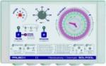 SOLPOOL Pausch Filtersteuerung mit Solarregler (Filtersteuerung mit Solarregler: SOLPOOL Filtersteuerung 230 V)