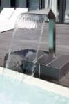 Schwalldusche Arizona, außergewöhliches Design aus Edelstahl