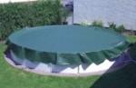 Winterabdeckplane PEB von Future Pool für Achtformbecken (Winterabdeckplane  für Achtformbecken: 525 x 320 cm)