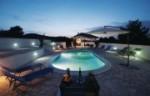 Ovalbecken Swim als ALL-IN-Schwimmbeckenset in der Höhe 120 cm (Ovalbecken Swim als ALL-IN-Einbaubeckenset, Höhe 120 cm: Maße 450 x 300 cm, Inhalt ca. 11 m³)