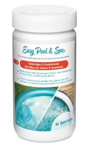 Easy Pool & Spa Chlortabs 5 Funktionen von Bayrol, 1 kg