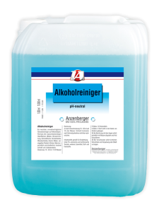 1A Alkoholreiniger von 1A Anzenberger (1A Alkoholreiniger : Flasche, 1 Liter)