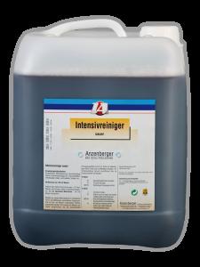 1A Intensivreiniger, der saure Spezialreiniger von 1A Anzenberger (1A Intensivreiniger: Flasche, 1 Liter)
