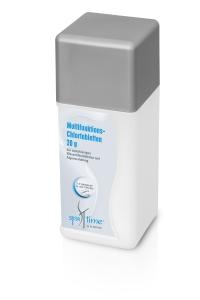 Multifunktions-Chlortabletten von SpaTime, 1 kg