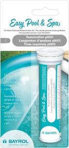 Easy Pool & Spa Teststreifen pH/Cl von Bayrol