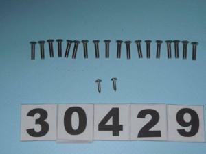 Schraubnsatz für Skimmer EBS 3600
