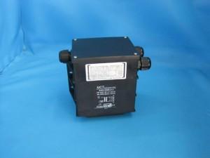 Sicherheitstransformator IP 65 230V/12V, 2 x 50 VA