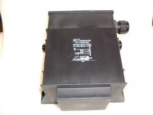 Sicherheitstransformator IP 65 230V/12V, 600 VA