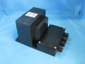 Sicherheitstransformator IP 65 230V/12V, 900 VA