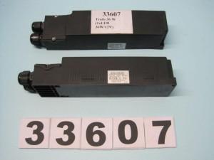 Transformator für Neptun UWS LED mit Smartphonesteuerung (Transformator: für 1 LED 36 W/12V)