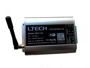Wifi Controller und Verstärker (Wifi Controller und Verstärker: Verstärker für WIFI Controller, Anschlussleistung max. 130W, 12V/DC , Schutzklasse IP20)