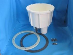 Vormontagesatz Gegenstromanlage Neptun ST