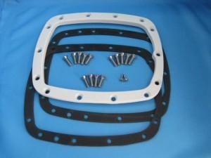 Flanschsatz Gegenstromanlage Astral Sprint 2000