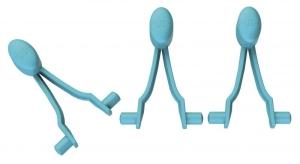 Ersatzclips V-Form für Bayrol Zubehör-Sortiment