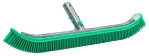 Reinigungsbürste 50 cm mit Gummiborsten von Bayrol