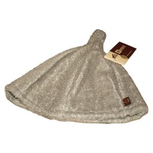 Sauna-Mütze aus Leine-Frotte (Sauna-Mütze: uni natur)