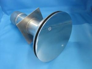 Ansaugung für Schwallduschen (Ansaugung f. Schwallduschen: geeignet für Ansaugleistung bis 55 m³)