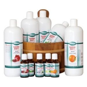 Spezial Sauna-Duftkonzentrat von Finnsa, 1 Liter (1 Liter (mögliche Wirkungsweise): Sunny Orange (Fruchtig-süßer Geruch, belebend, motivierend, erheiternd))