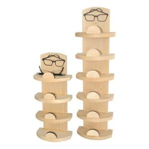 Brillenablage Finnsa-Spezial für 4 - 6 Brillen (Brillenhalter: für 6 Brillen)