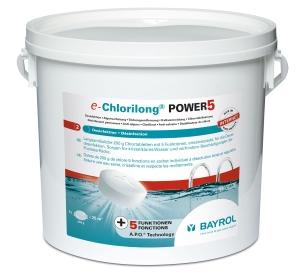 e-Chlorilong Power 5 von Bayrol, 5 kg