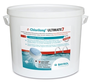 e-Chlorilong Ultimate 7 von Bayrol 10,2 kg