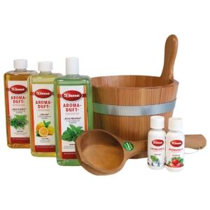 Aroma-Duftkonzentrat von Finnsa, 100 ml (100 ml: Lemon-Tea, bringt einem den Sommer nah, aktivierend und belebend, verbreitet eine sonnige heitere Note)