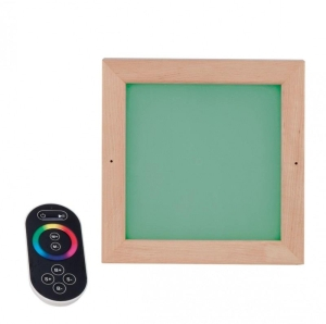 LED-Farbleuchte für die Sauna bis 110 °C