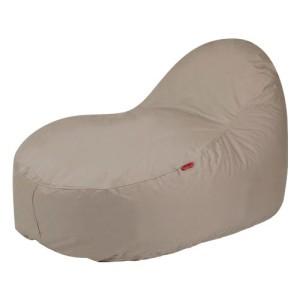 4-Jahreszeiten Outdoor Sitzsack Slope Plus XL (Farbe: beige)