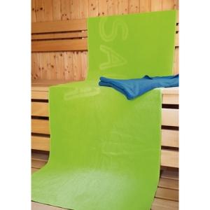 Sauna-Liegetuch grün