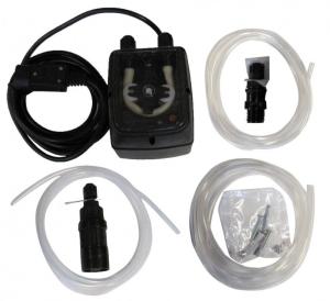 Schlauchdosierpumpe oder Pumpenschlauchgarnitur Infinity (Infinity Salzwasserelektrolyse: Pumpenschlauchgarnitur für pH-Dosierpumpe)