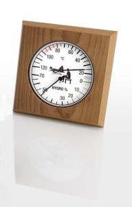 Klimamesser Thermoholz 180 mm