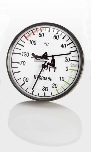 Klimamesser 135 mm