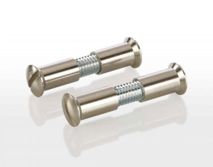 Gewindestangen M6x30 mm für Sauna-Glastüren