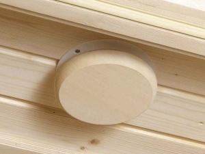 Lüftungsventil für die Sauna