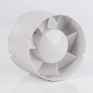 Rohreinschubventilator für Rohre ø 125 mm