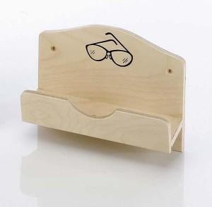 Brillenhalter zur Wandmontage