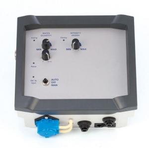 Sauna-Aufgussautomatik für individuell einstellbaren Aufguss