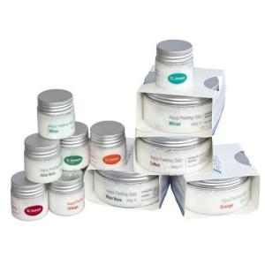 Aqua-Peeling-Salz, sanft stimulierend von Finnsa (Aqua-Peeling-Salz: Minze, 50 gr)