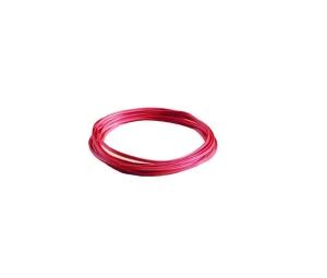 Silikon-Fühlerleitung (Silkon-Fühlerleitung: 2 x 0,5²- 5 m rot)