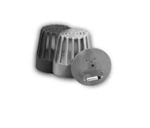 Ofenfühler / Temperaturfühler als Ersatzteil für Saunasteuergerät ECON (Farbe: Ofenfühler / Temperaturfühler, Farbe anthrazit)