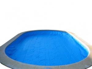 Winterabdeckung Pro Tect für Rundbecken (Pro Tect für Rundbecken Fun (Beckenmaß in cm Nenngröße): D 150 cm)