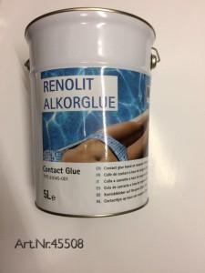 Renolit Alkorglue Kontaktkleber Neoprenbasis - nicht f Styropor