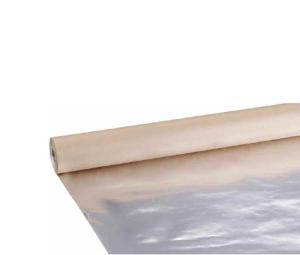 Aluminium-Papier-Verbundfolie für den Saunabau